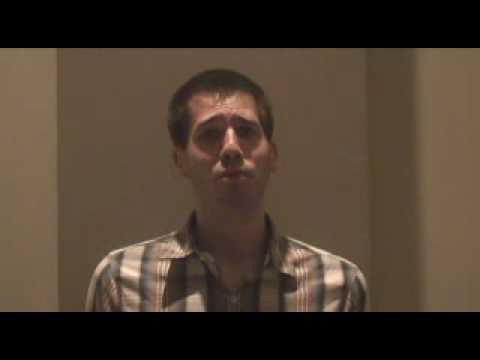 Susan-s Search-Troy Seyfert singing Silent Night