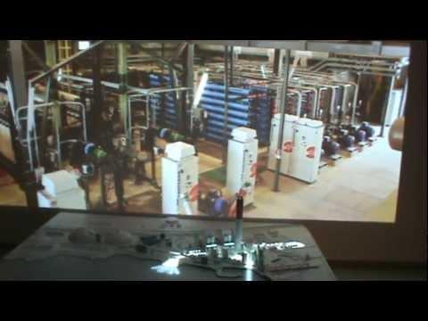 Centrale Enel di Civitavecchia il ciclo dell'acqua.mpg