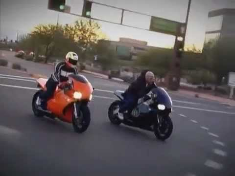 World's Fastest Motorcycle JET POWERED!