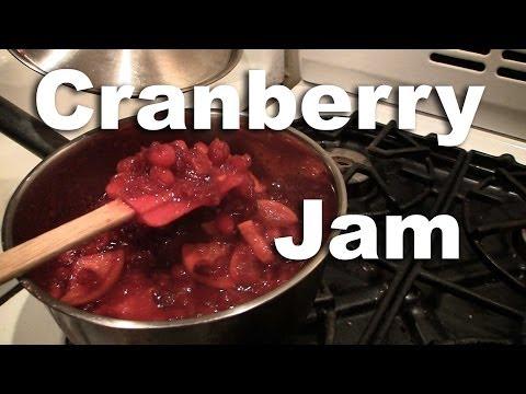 Cranberry Jam Recipe - How To Cook Cranberries - GardenFork