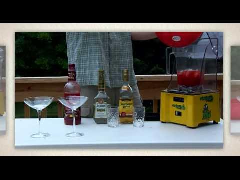 Margarita Machine - The Margarita Monsta-
