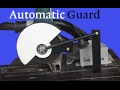 Making a Automatic Guard for my Angle Grinder Holder
