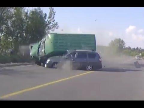 Подборка аварий и дтп 17 06 16
