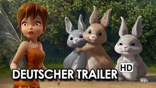 TINKERBELL UND DIE LEGENDE VOM NIMMERBIEST Trailer #1 Deutsch | German (2015) HD