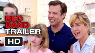 We're The Millers Official Red Band Trailer (2013) - Jennifer Aniston Comedy HD