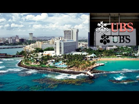 Papantonio: Will UBS-Puerto Rico Scam Come To The Homeland?