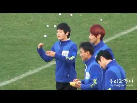 [FANCAM]111127 Dongjoon-Dreamteam1