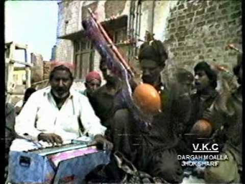 Mujho maro san -Sindhi sufi kalaam of Sain Rakhyal & Cheezal Shah- dargah Fatehpur