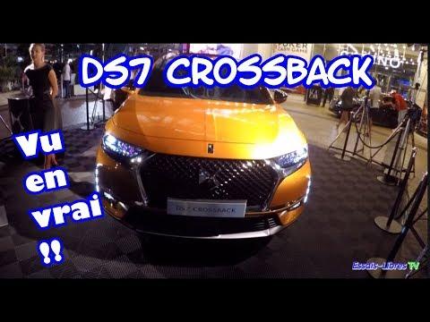 DS7 CROSSBACK VU EN VRAI !! AVEC SON INTERFACE DIGITALE - UCdPwJ_O4K6rnkgv84uuJvMw