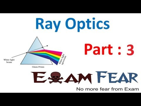 Physics Ray Optics part 3 (Spherical Mirror) CBSE class 12