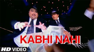 Kabhi Nahi Full Video Song by Adnan sami from Tera Chehra