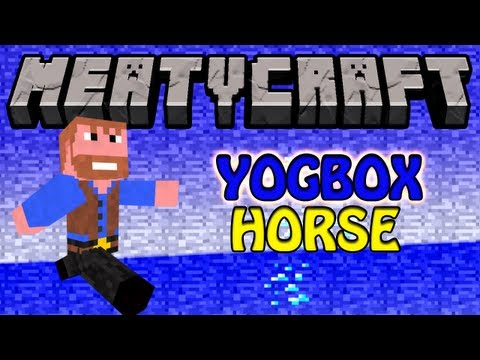 Horse Play!! Meatycraft yogbox