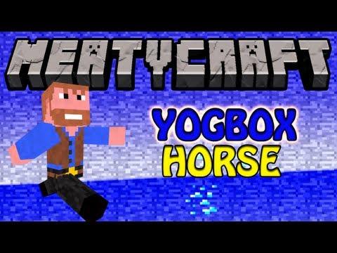Horse Play!! Meatycraft yogbox