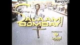 Salaam Bombay! 1988 Trailer VHS argentino