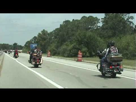 Police Hall of Fame Motorcycle Ride