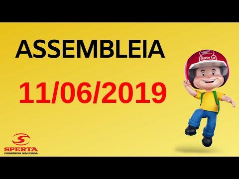 Sperta Consórcio - Assembleia - 11/06/2019