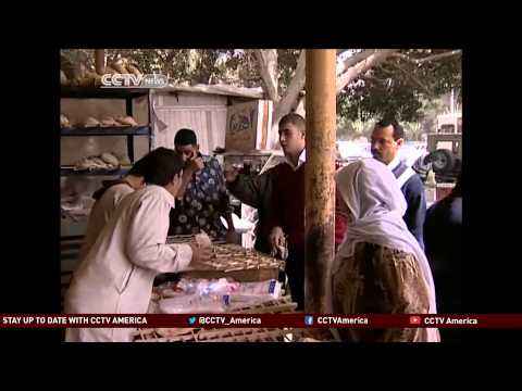 Egypt prepares for new President  6/8/14