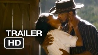 Django Unchained International Trailer (2012) - Quentin Tarantino Movie HD