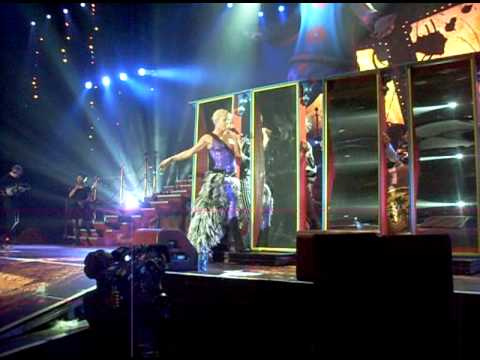 16/19 ... HQ ... Pink - Crazy (Live In Newcastle Funhouse Tour 2009)