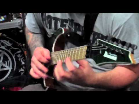 "The Black Dahlia Murder behind the scenes of ""Ritual"""