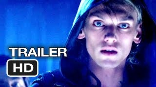 The Mortal Instruments: City of Bones Official Trailer (2013) HD