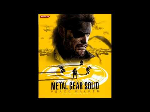 OST Metal Gear Solid Peace Walker - 06 Heavy Arms