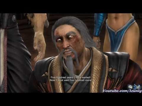 â–¶ Mortal Kombat 9 Liu Kang Story Mode Chapter 05: Liu Kang Vs. Goro & Shang Tsung [HD]