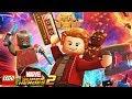 Лего Марвел Супергерои 2 СТРАЖИ ГАЛАКТИКИ 1 серия #игровой мультик для детей на русском