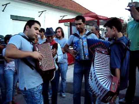 Emigrante na concertina