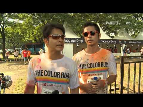 Entertainment News - Ikut Color Run