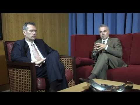 John H. Laub and Rob Samson (3 of 5) - The Stockholm Prize in Criminology - NIJ