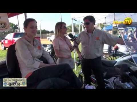 Jenny Scordamaglia - Dania Beach Vintage Bike Show 2013