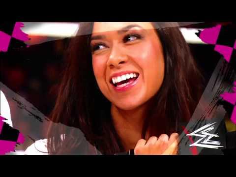 AJ Lee Entrance Video
