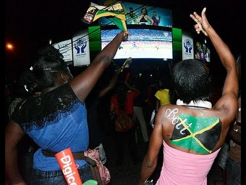 #RioGoldRush: Usain Bolt - The Triple King