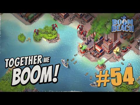 Resumen de la Actualizacion Octubre 2014 | Boom Beach #54 [Español]