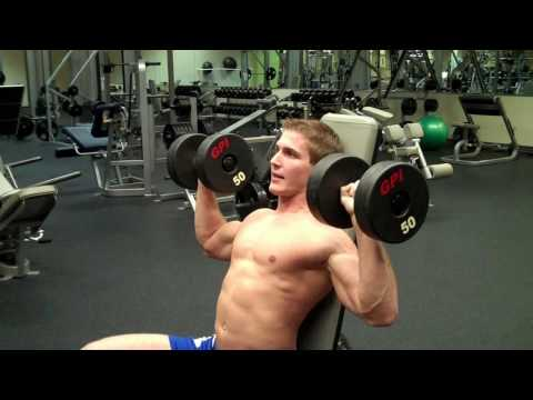 How To: Dumbbell Shoulder Press