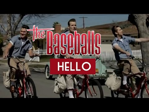 "The Baseballs: ""Hello"" (Official Video)"