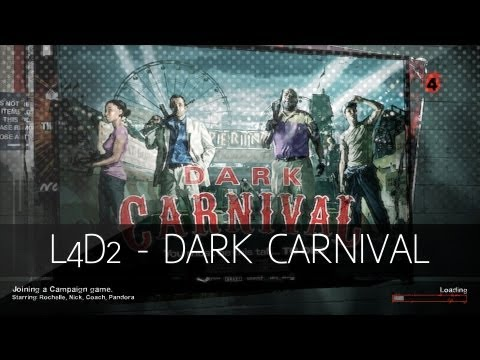 L4D2 ft. Pandora - Dark Carnival - 04 Barns