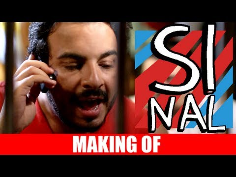 MAKING OF - SINAL