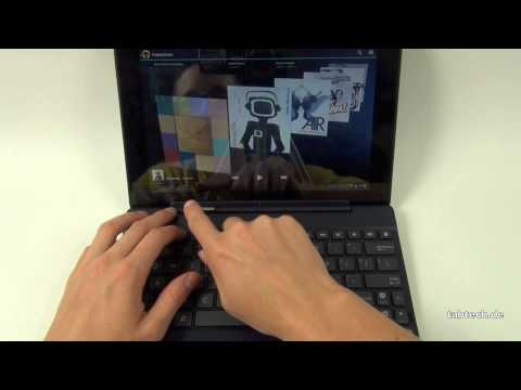Asus Transformer Pad TF300 review - english