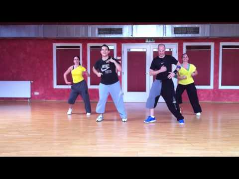 How to dance BALADA BOA by Schweppy - GUSTTAVO LIMA - XANDO - ZUMBA