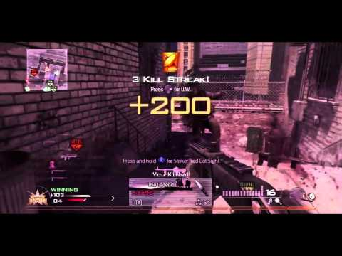 'SEVEN 2.0' Amazing MW2 Montage