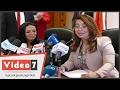 بالفيديو..القومى للمرأة- يوقع بروتوكول تعاون مع وزيرة التضامن الاجتماعى