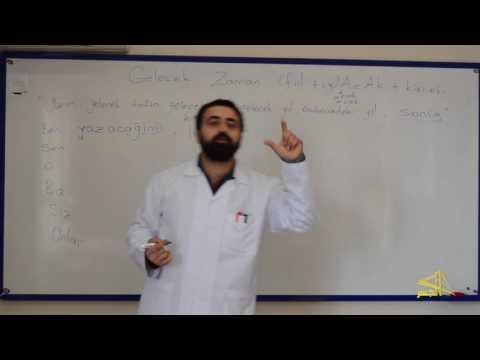 """تعلم اللغة التركية مع الاستاذ ابراهيم اسكي اوجاك """"الحلقة السادسة عشرة"""""""