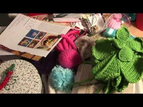 Crochet lovers have their day