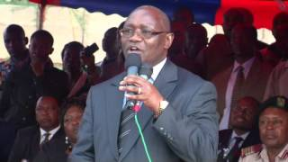 Governor James Ongwae condemns Garissa University massacre
