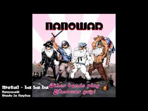 Metal - La La La NanowaR (of Steel)
