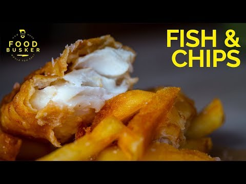 FISH AND CHIPS   Hands down the best ever