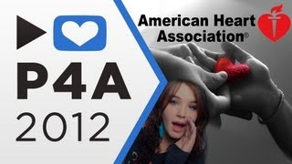 Project for Awesome 2012 - American Heart Association