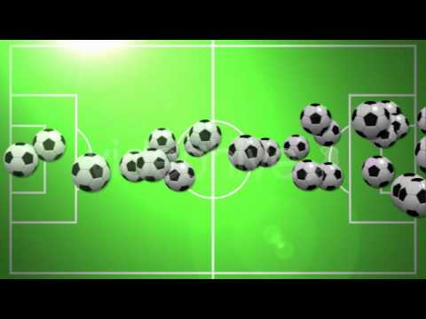 Awesome Soccer Loop Background FULL HD
